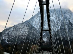Inspection of cable stayed bridges